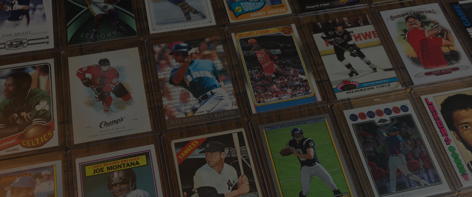 Sell My Sports Cards Banner